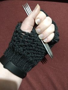 Nifty Netted Mitts