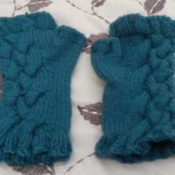 Basket Cable Mitts