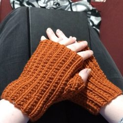 Makeshift Rib Mitts